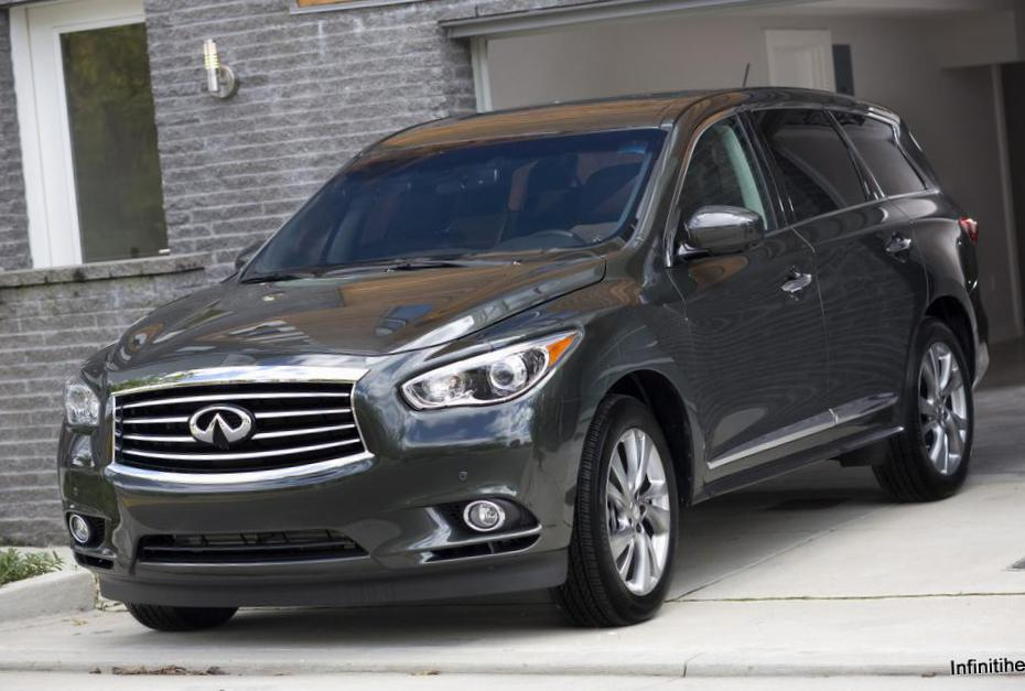 Infiniti QX60 reviews 2015