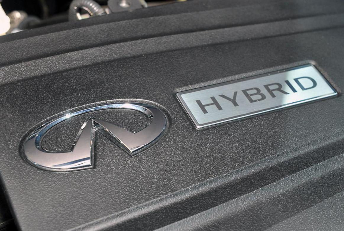 Infiniti QX60 Hybrid reviews 2013