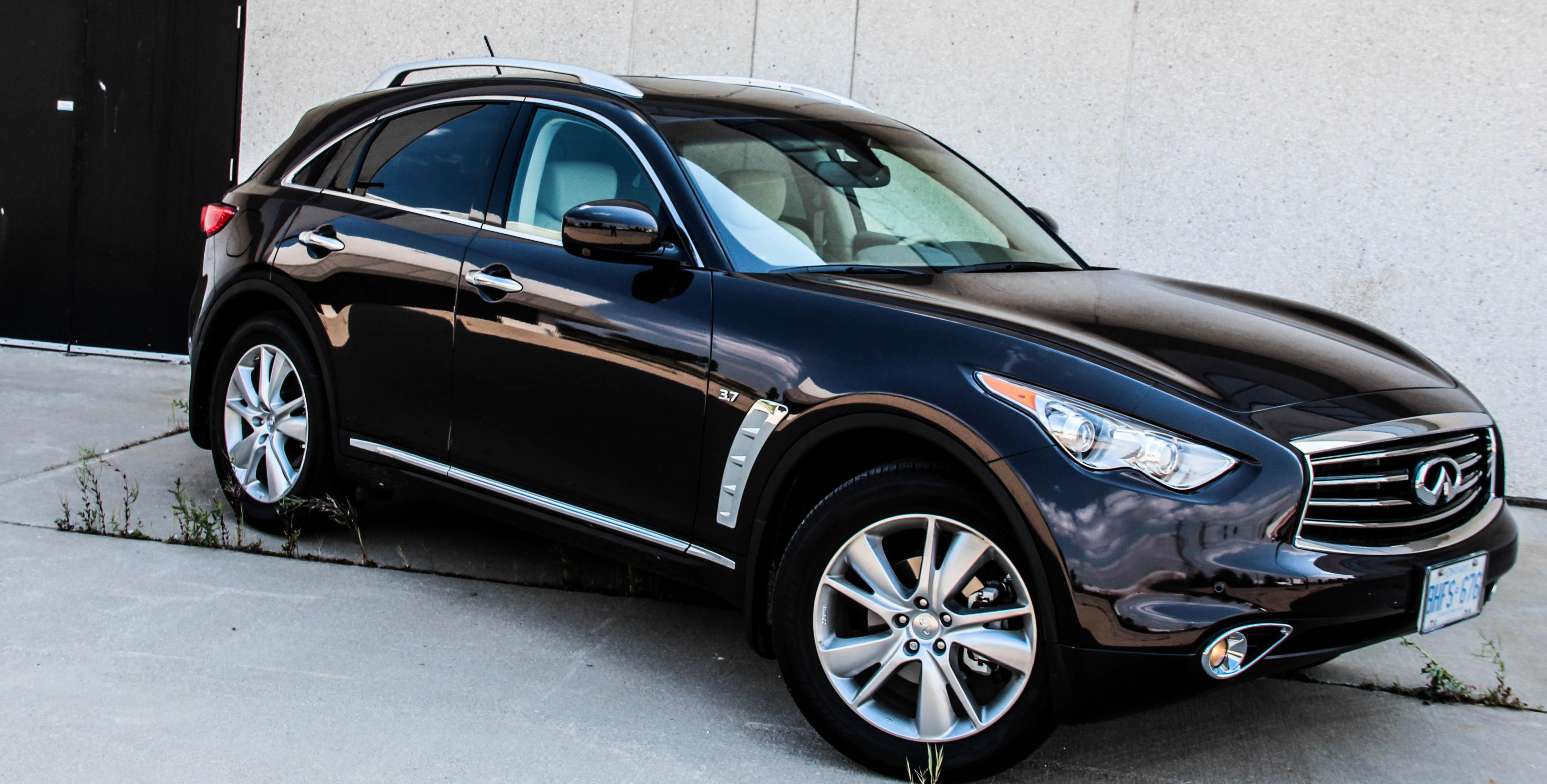 QX70 Infiniti for sale 2012