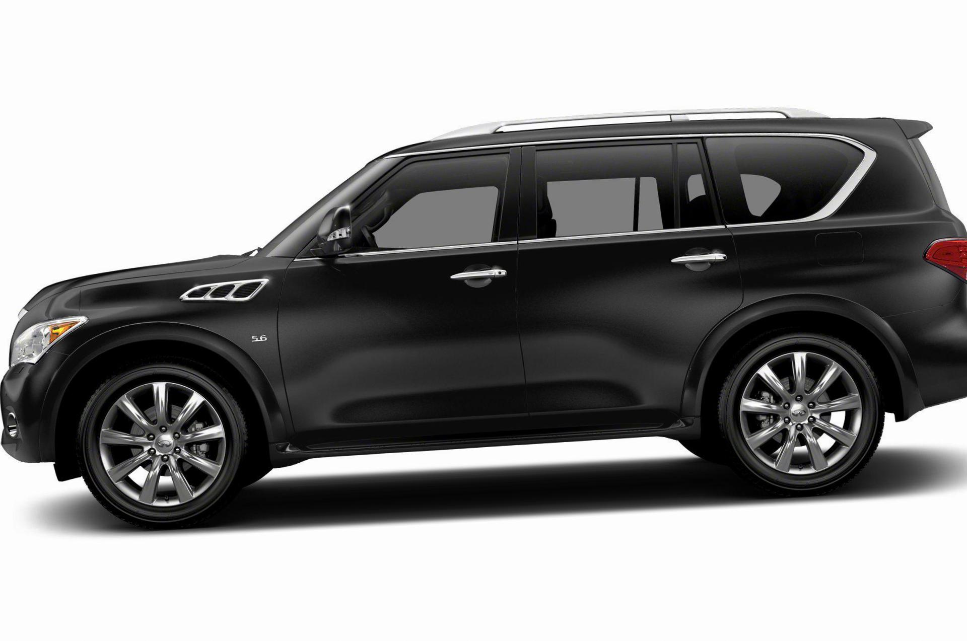 QX80 Infiniti Specification 2010