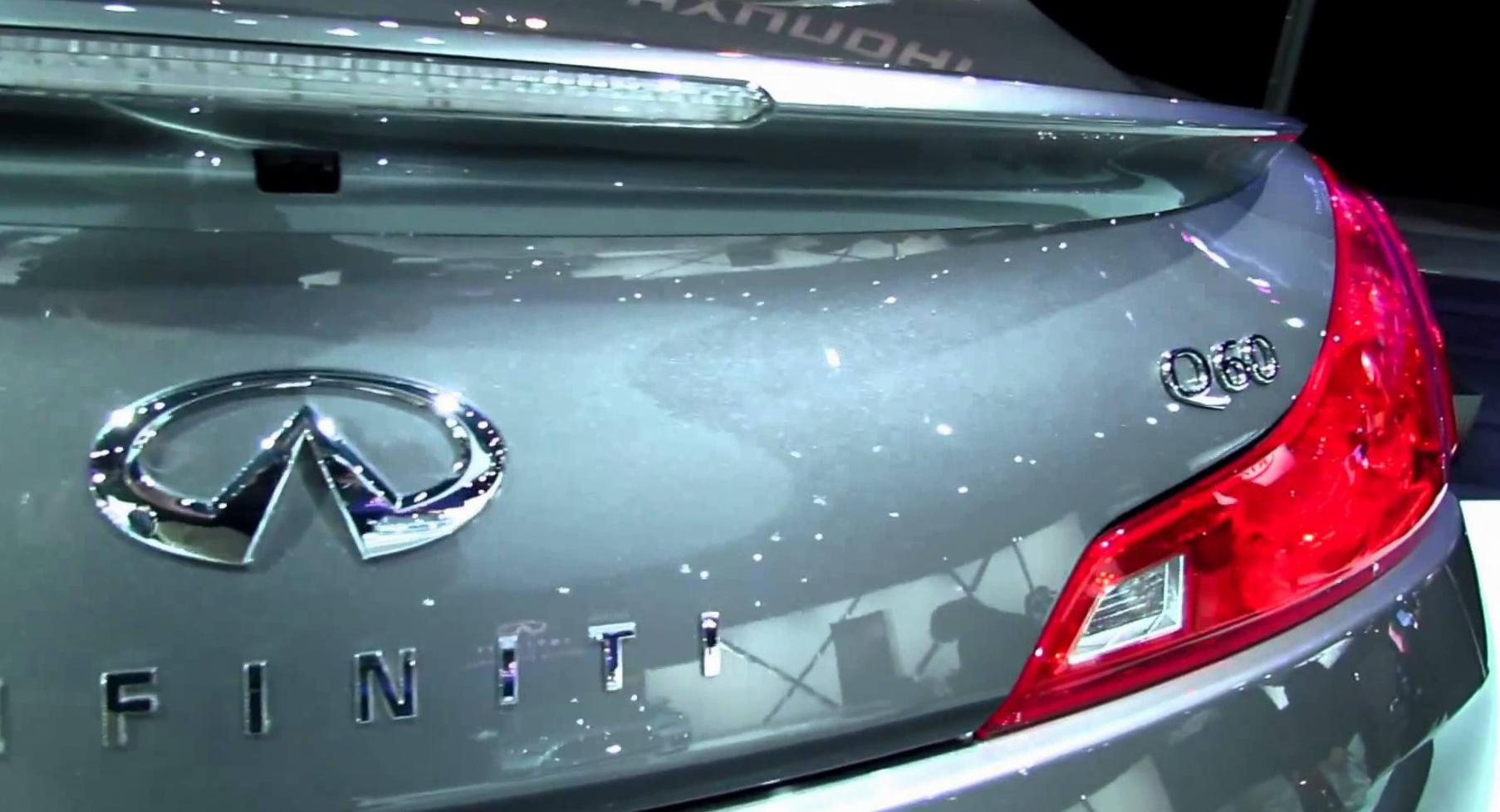 Infiniti Q60 IPL Coupe reviews 2007