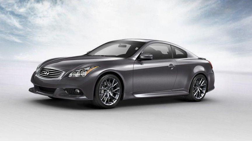 Infiniti Q60 IPL Coupe Specification 2008