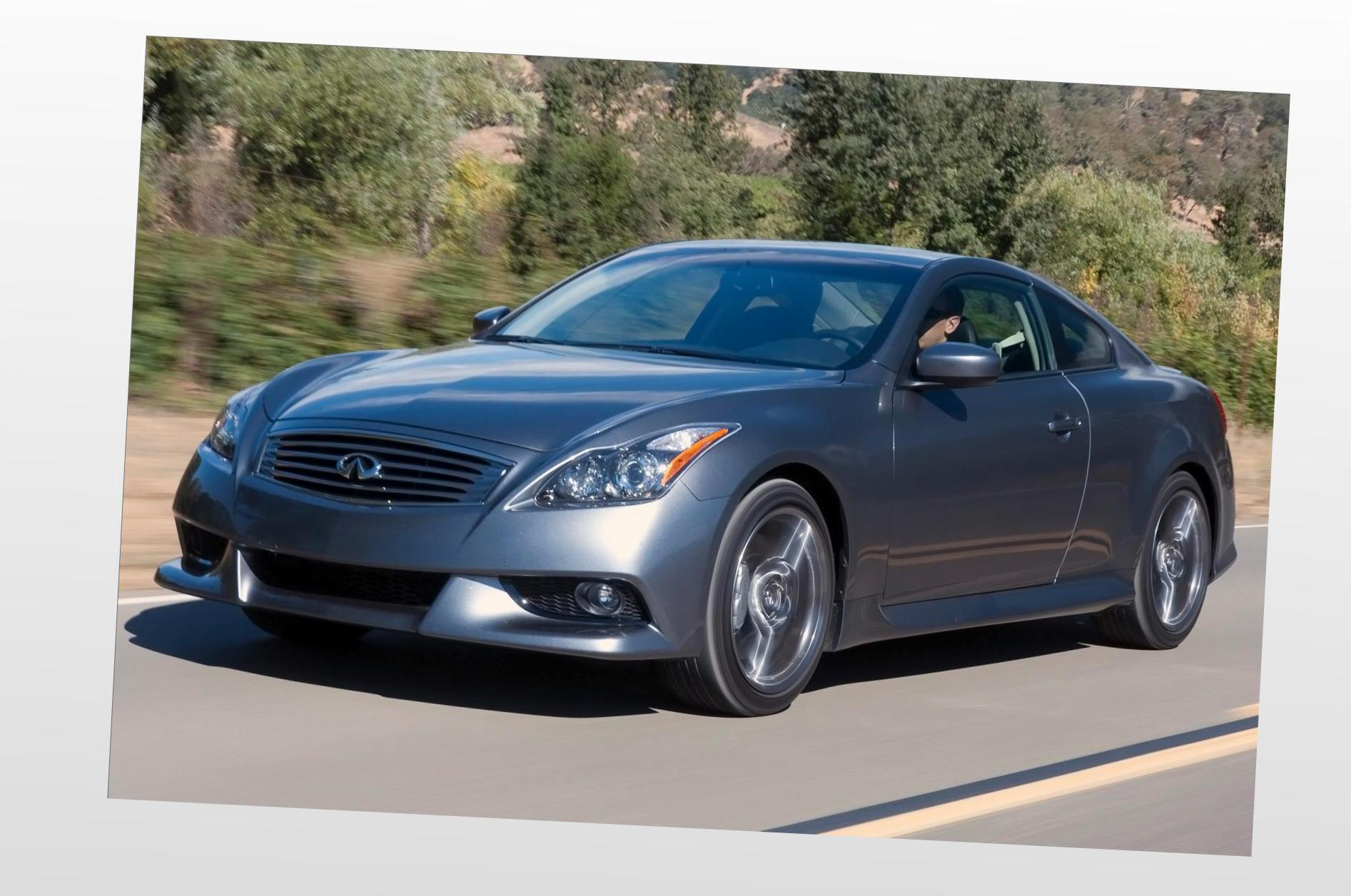 Q60 IPL Coupe Infiniti approved 2007