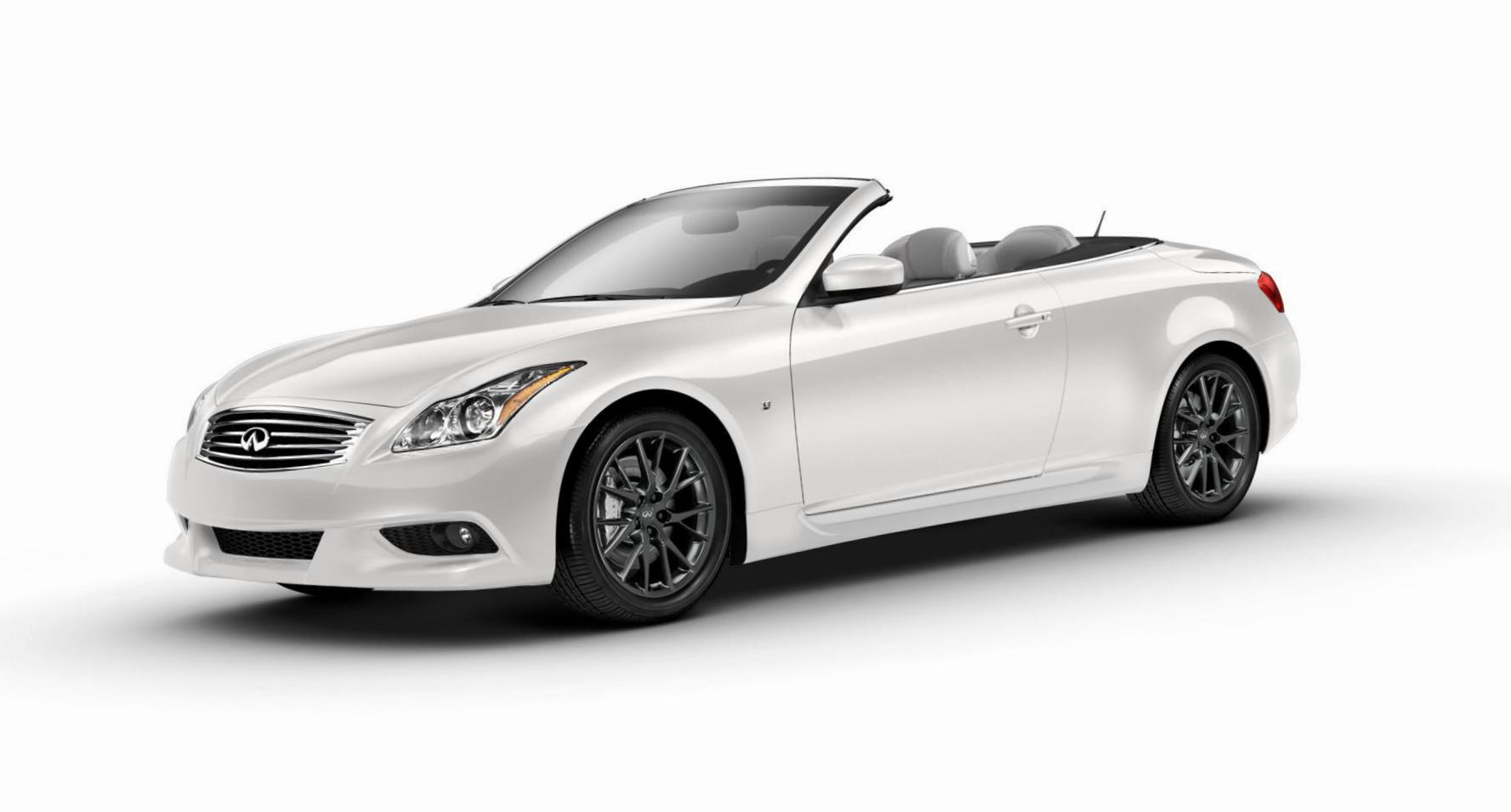 Infiniti Q60 IPL Convertible cost coupe