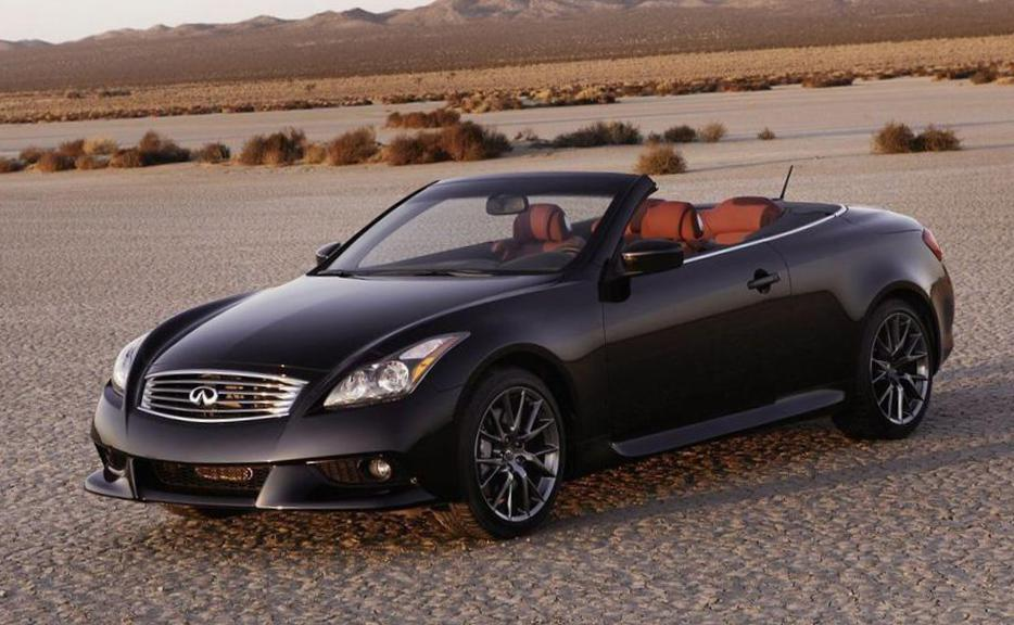 Infiniti Q60 IPL Convertible for sale suv