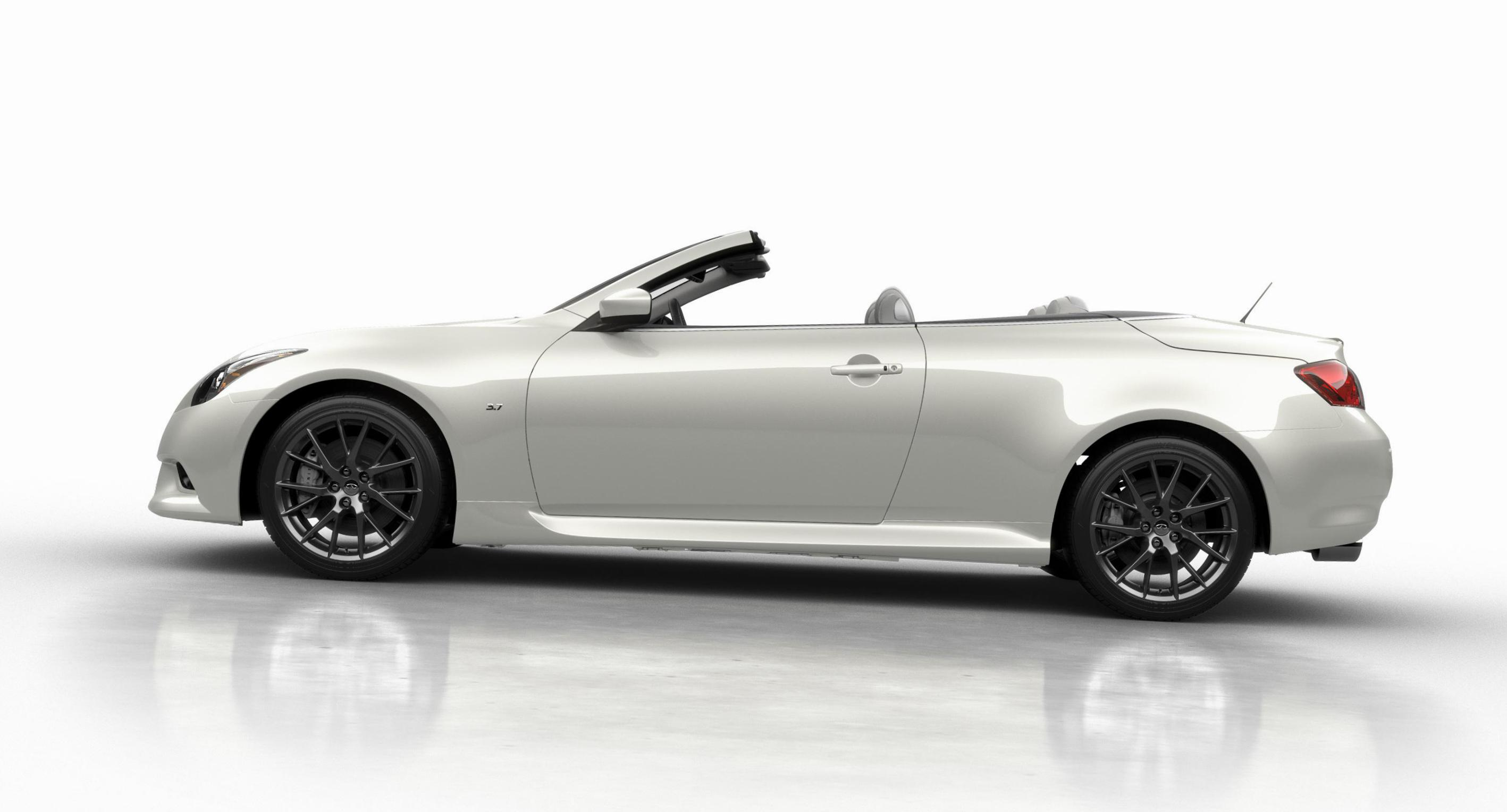 Q60 IPL Convertible Infiniti review 2008