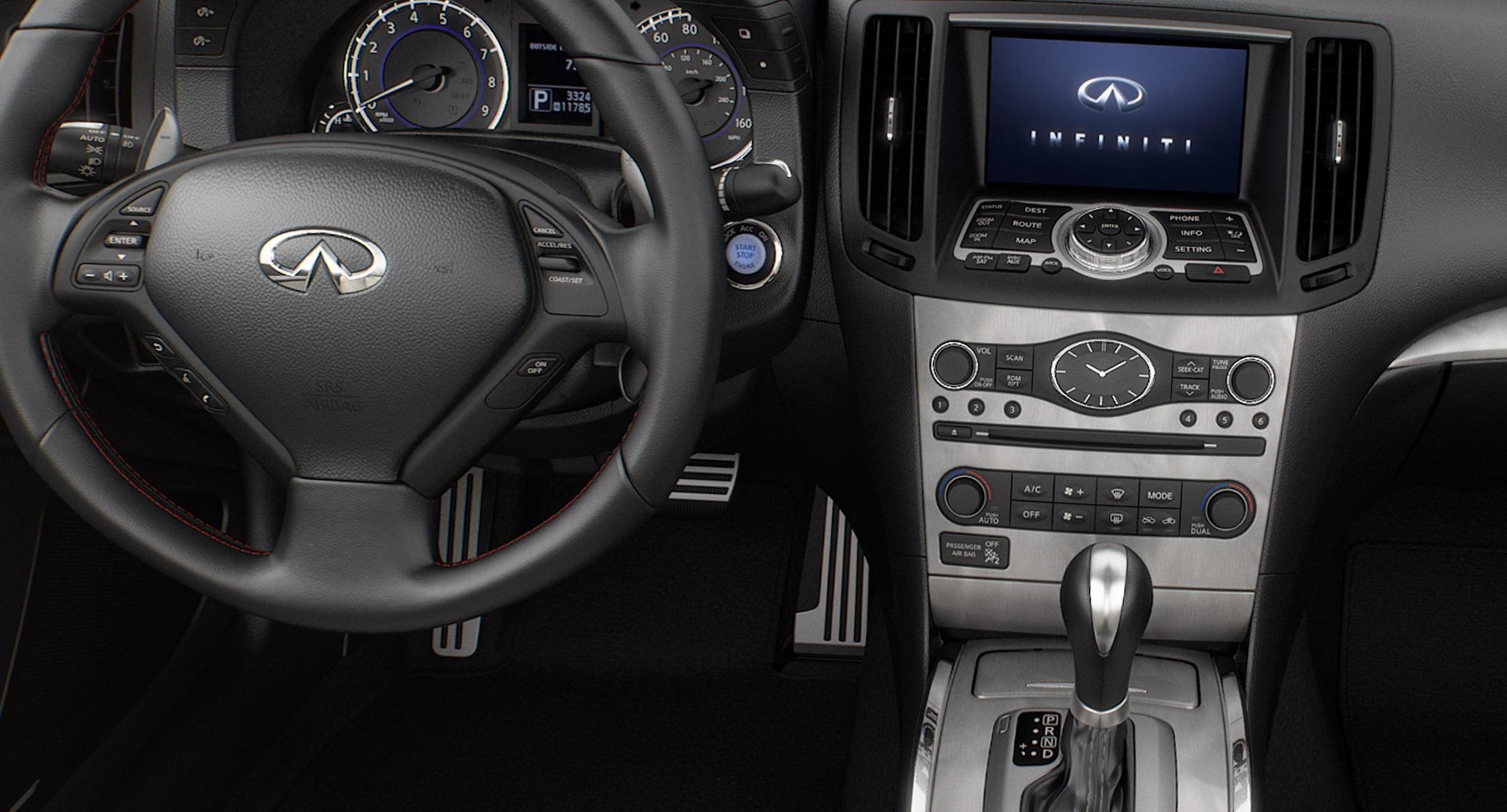 Q60 IPL Convertible Infiniti Specification 2008