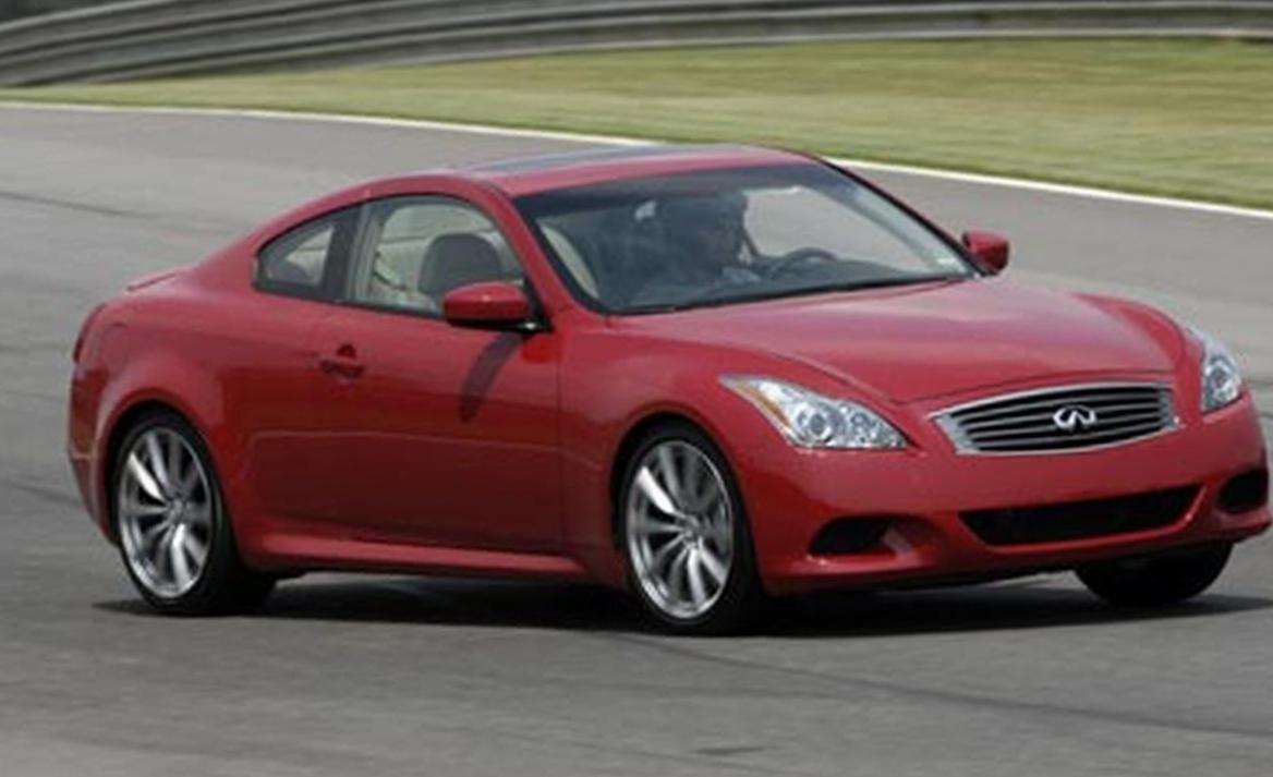 G37 Coupe Infiniti how mach 2013