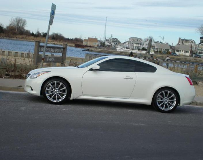 Infiniti G37 Coupe approved 2007