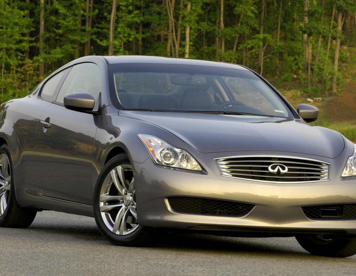 Infiniti G37 Coupe new hatchback