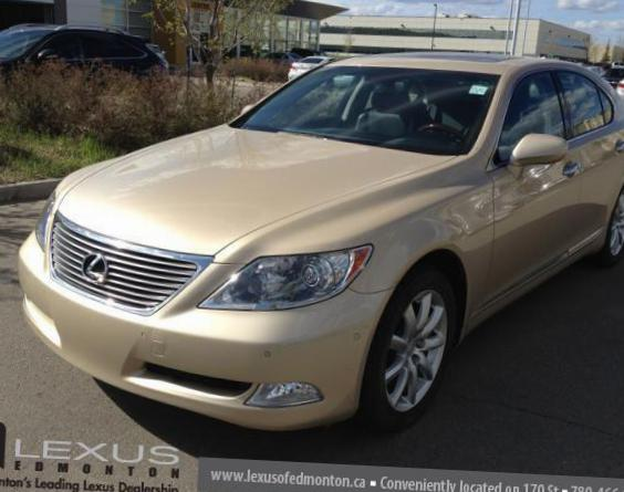Lexus LS 460 Specification 2009