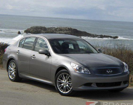 G35 Sedan Infiniti spec hatchback