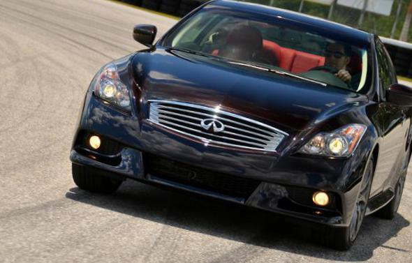 Infiniti IPL G Coupe Specification 2011