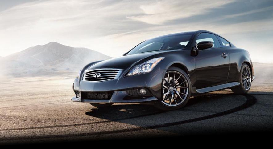 IPL G Coupe Infiniti approved 2008