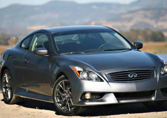 IPL G Coupe Infiniti prices 2005