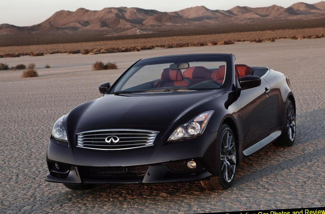 Infiniti IPL G Convertible reviews 2012
