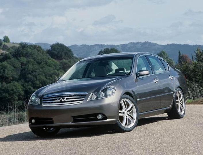 Infiniti M35 M45 approved 2012