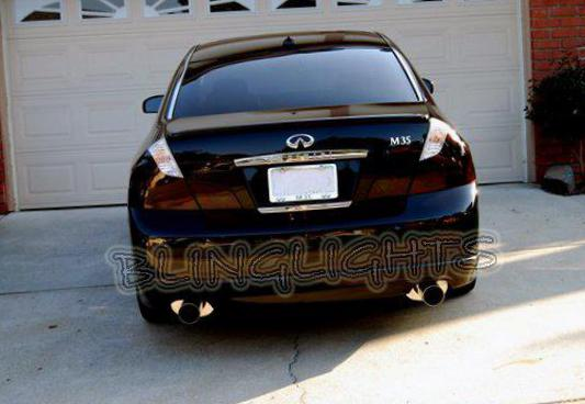 M35 M45 Infiniti Specifications 2005