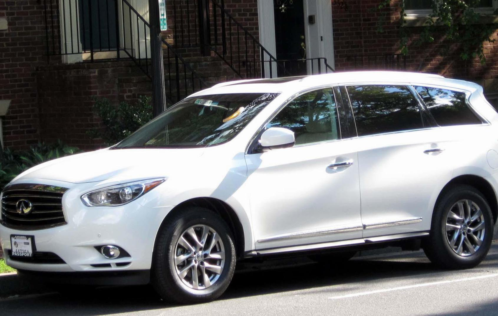 Infiniti JX approved 2014