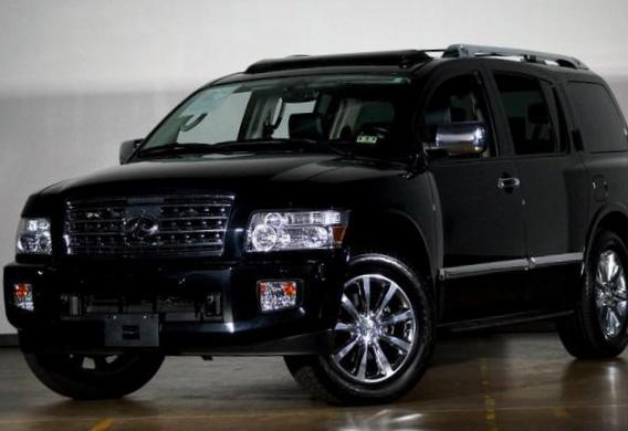 QX56 Infiniti Specification 2012