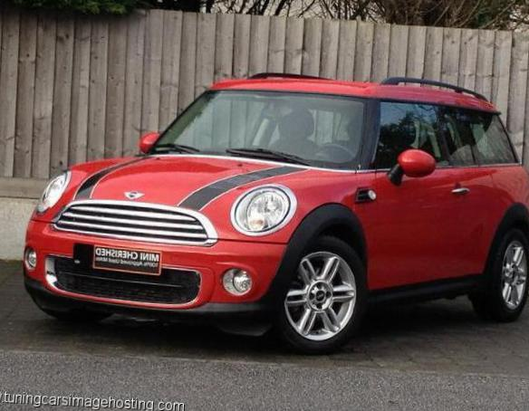 MINI One spec suv