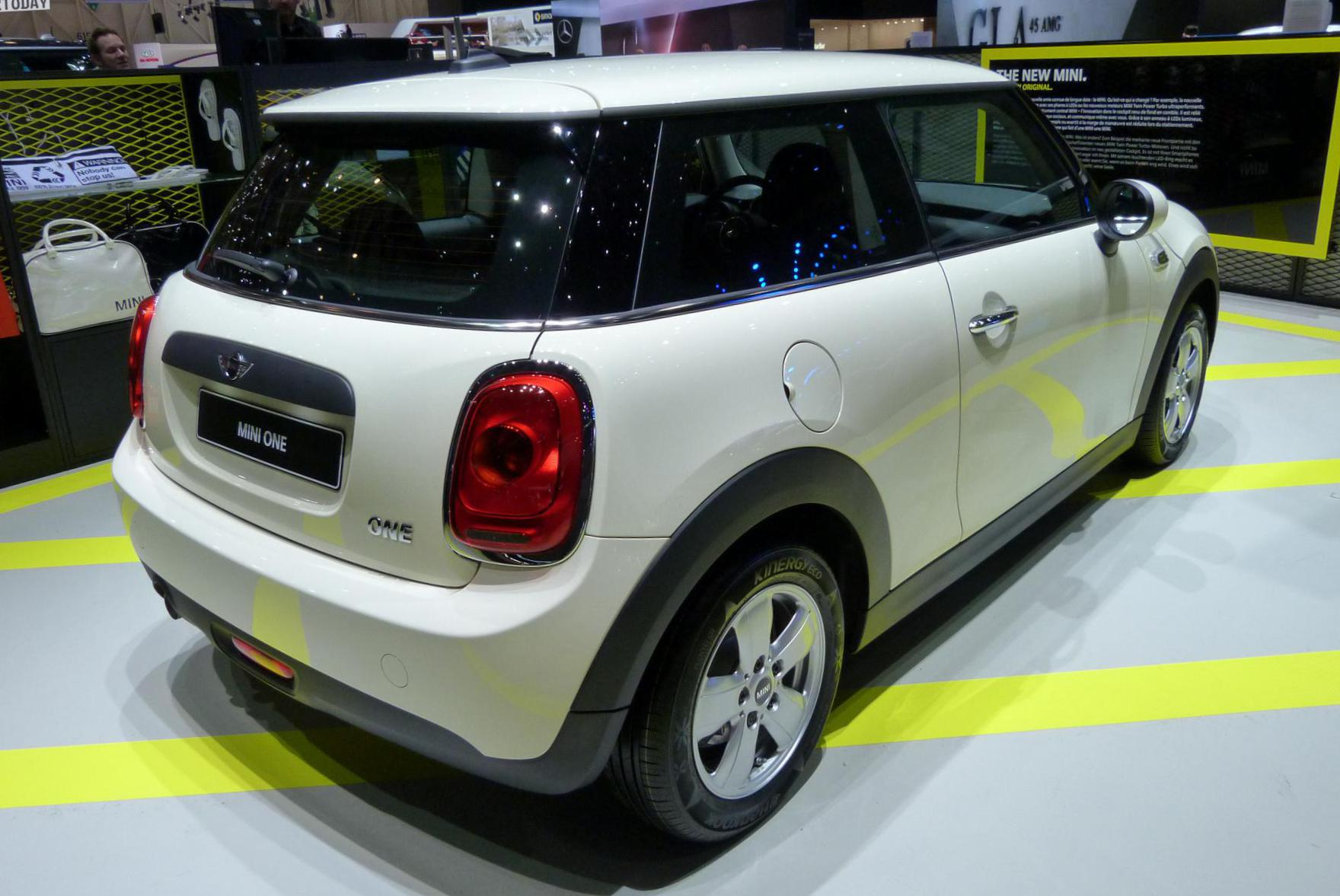 MINI One usa hatchback