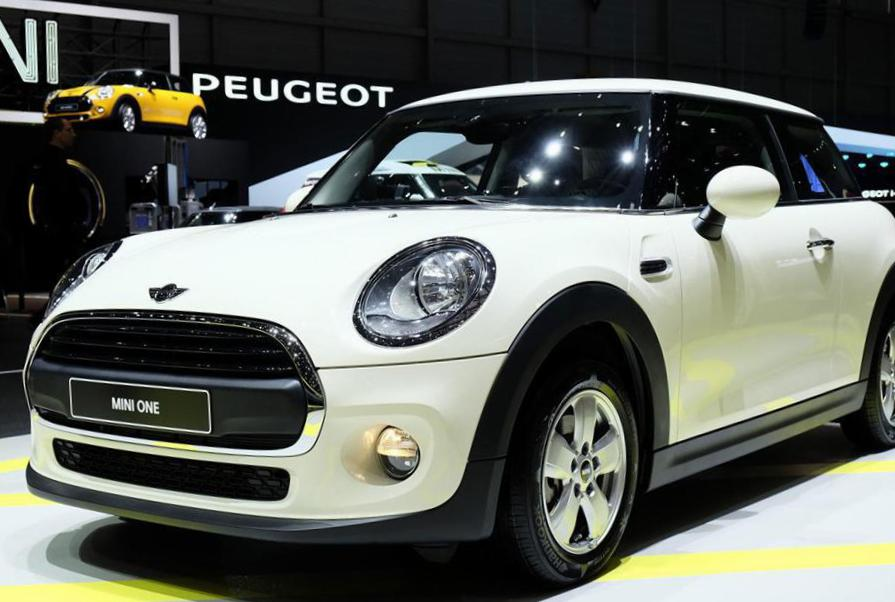 One MINI for sale 2010
