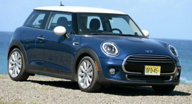 One MINI lease 2010