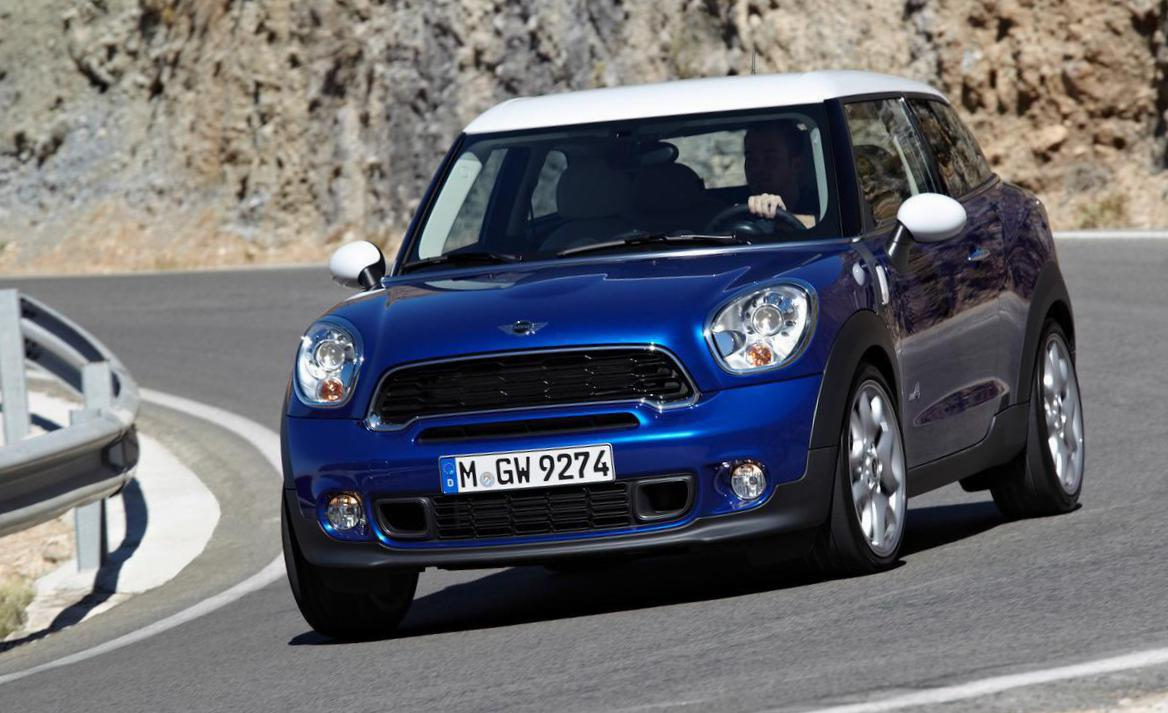 Cooper MINI Specifications 2015