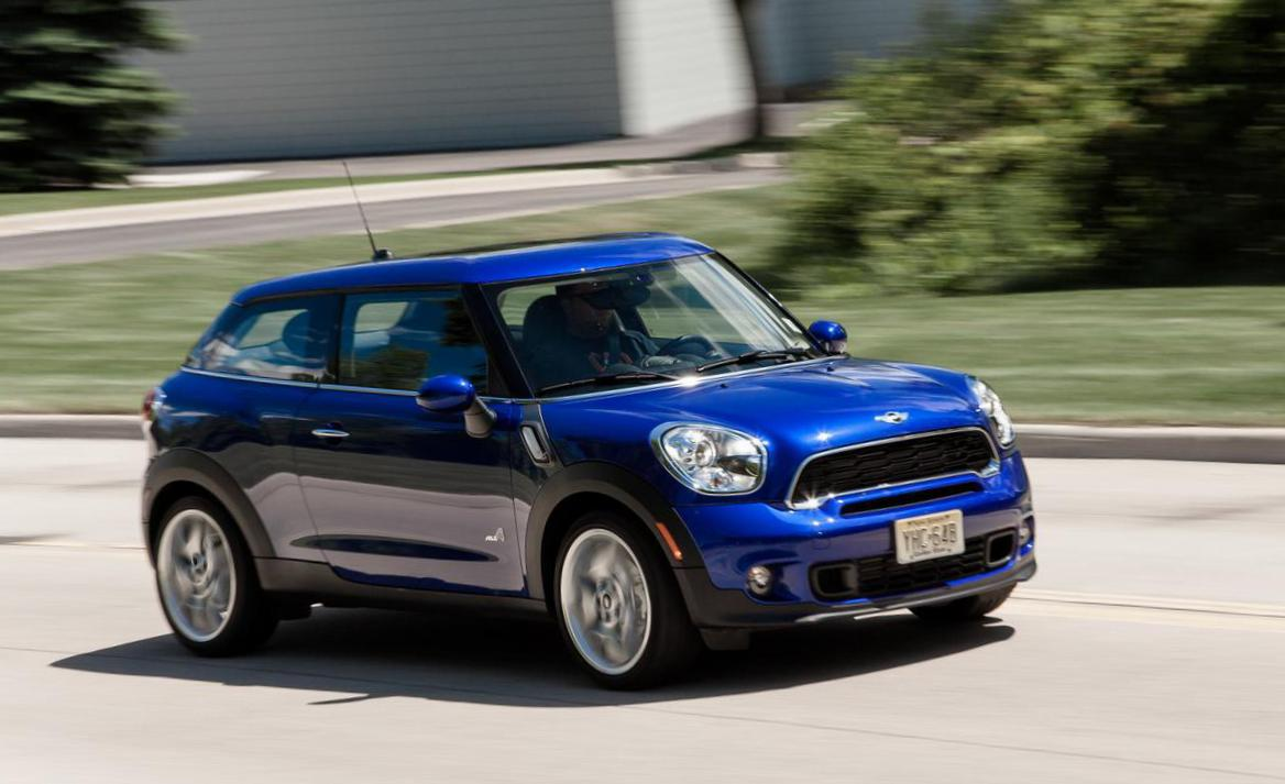MINI Cooper price suv