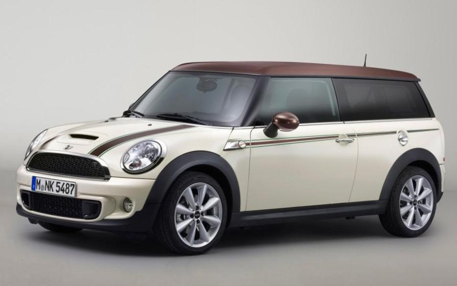 MINI Cooper used minivan