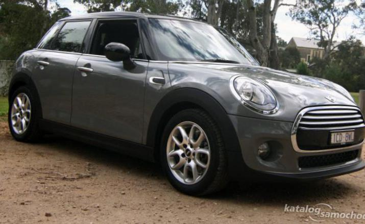 Cooper S 5d MINI approved 2012
