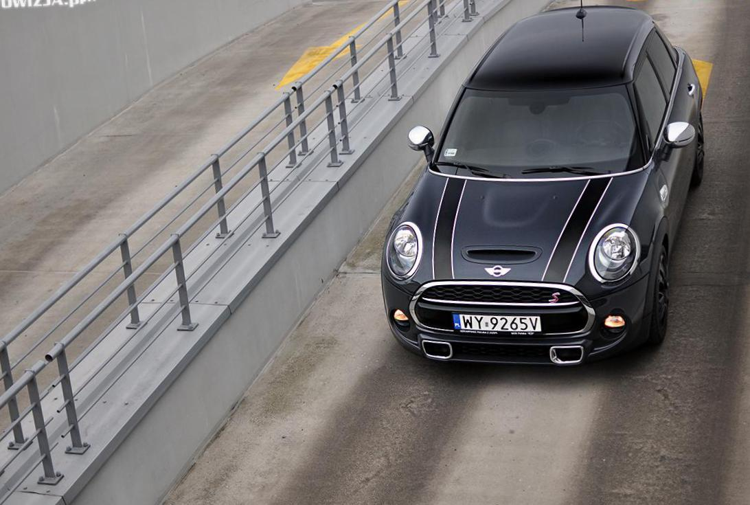 MINI Cooper S 5d for sale suv