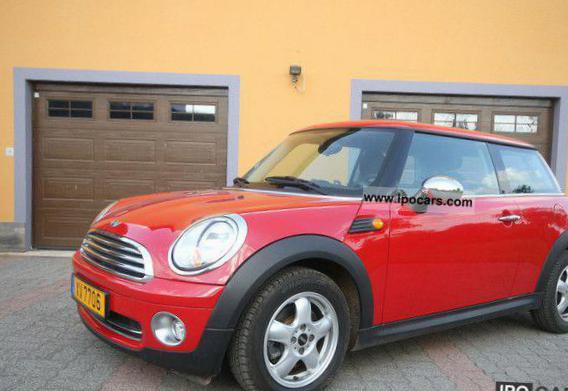 One MINI lease 2013