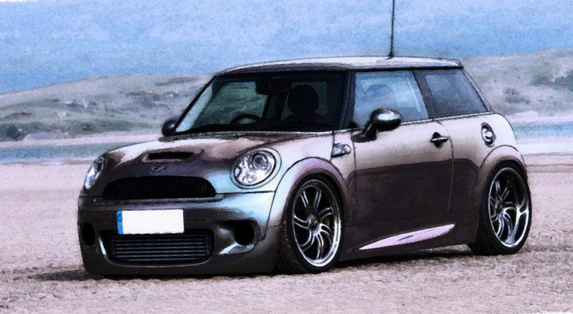 Cooper MINI configuration liftback