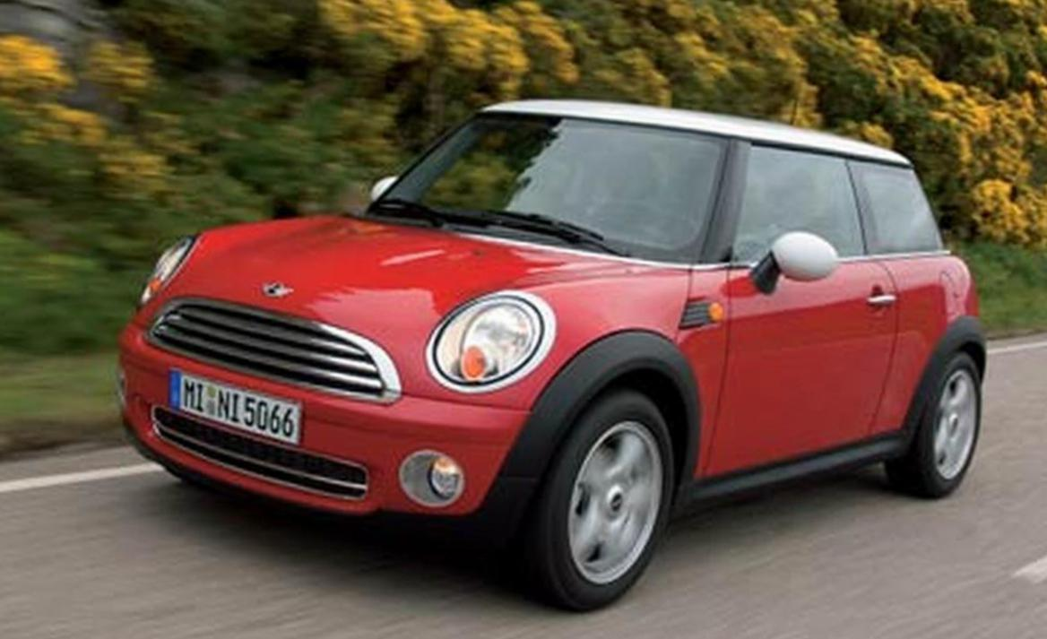 MINI Cooper configuration coupe