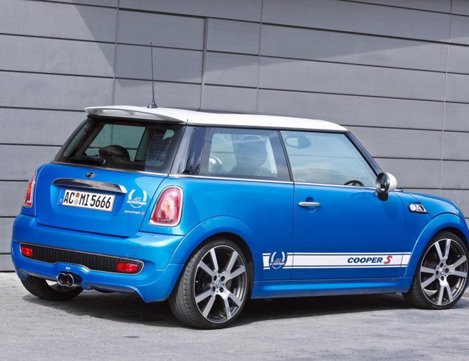 Cooper S MINI review hatchback