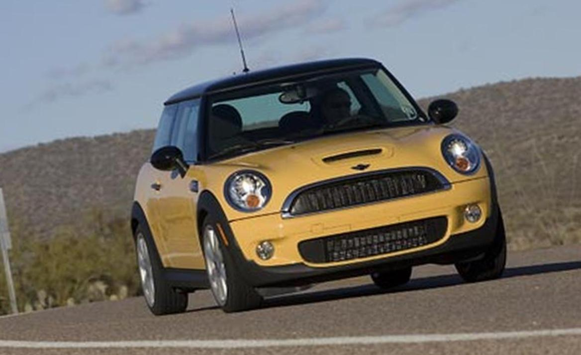MINI Cooper S usa coupe