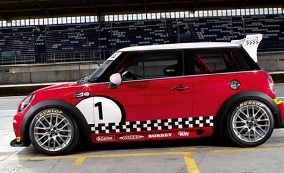 John Cooper Works MINI used 2010