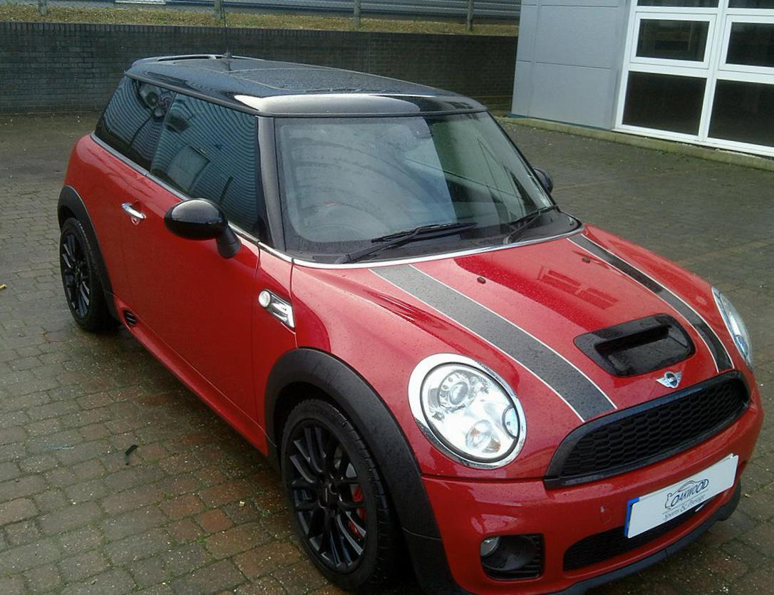MINI John Cooper Works used hatchback