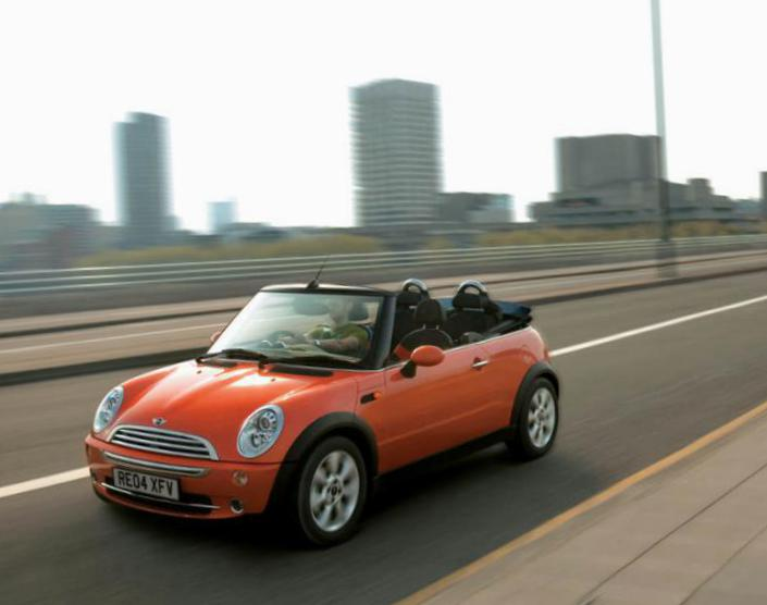 One Cabrio MINI reviews 2013