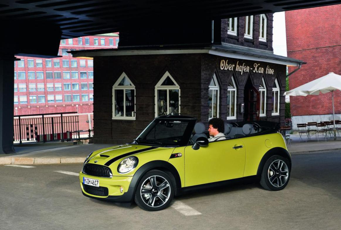 Cooper Cabrio MINI Specifications 2013