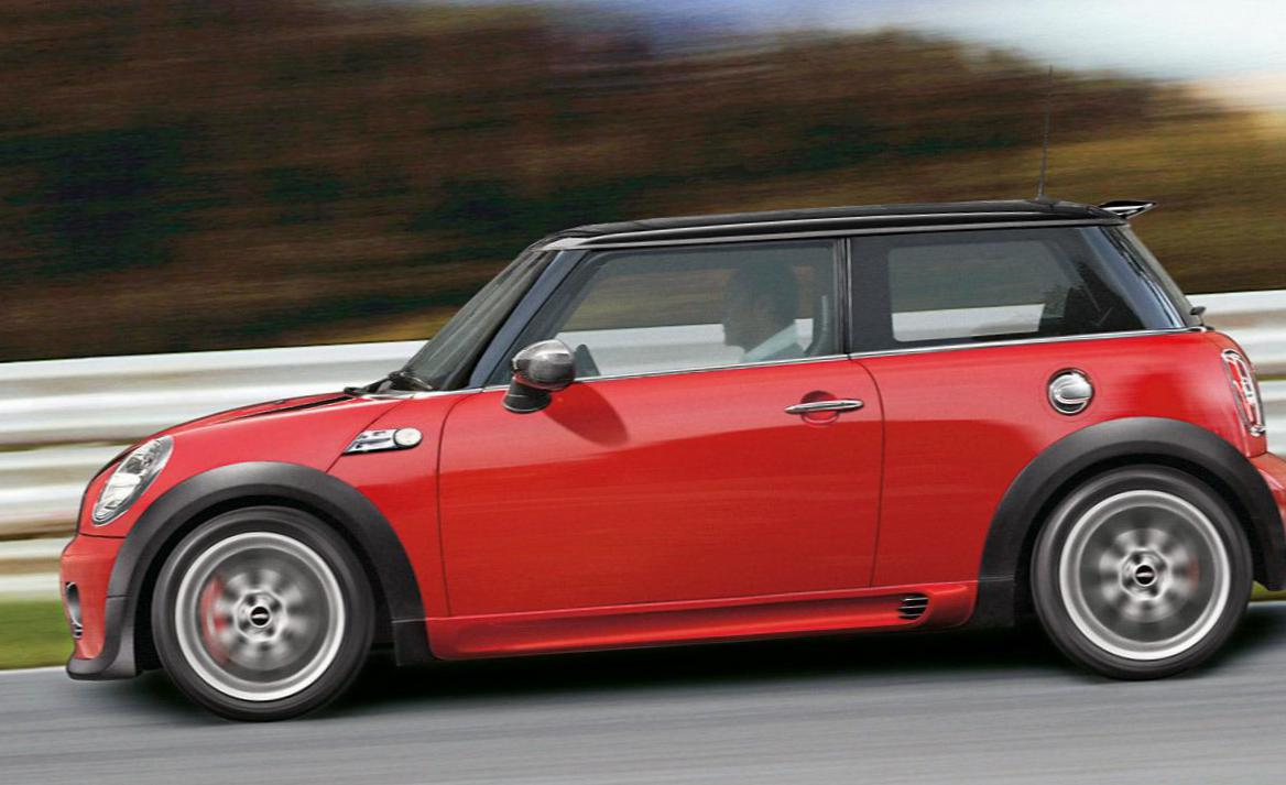 MINI Cooper Cabrio approved sedan