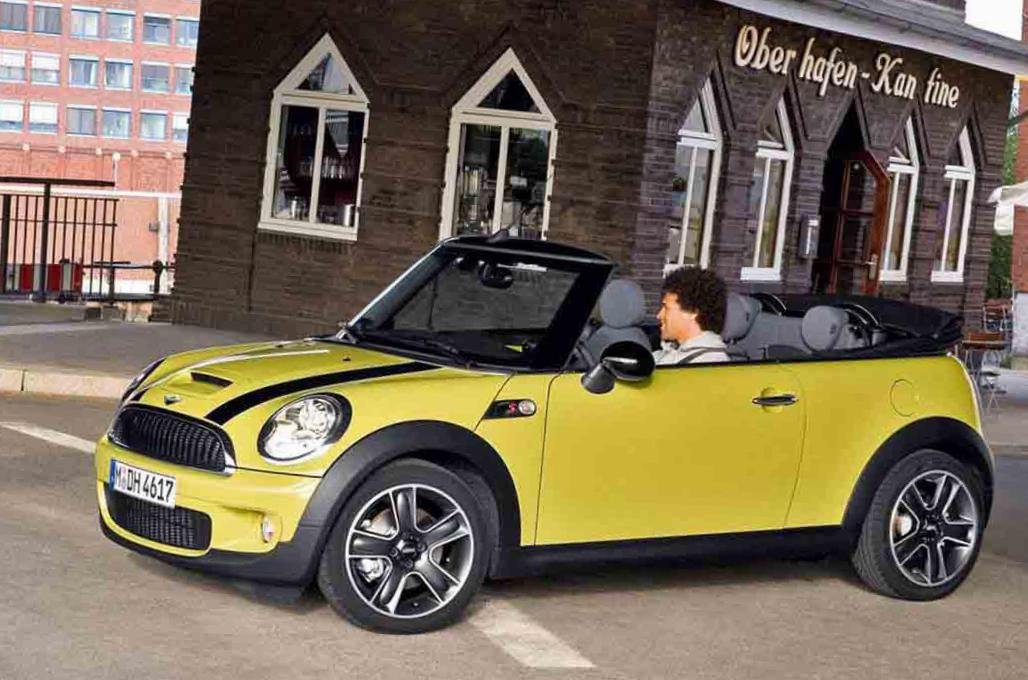 Cooper S Cabrio MINI approved hatchback