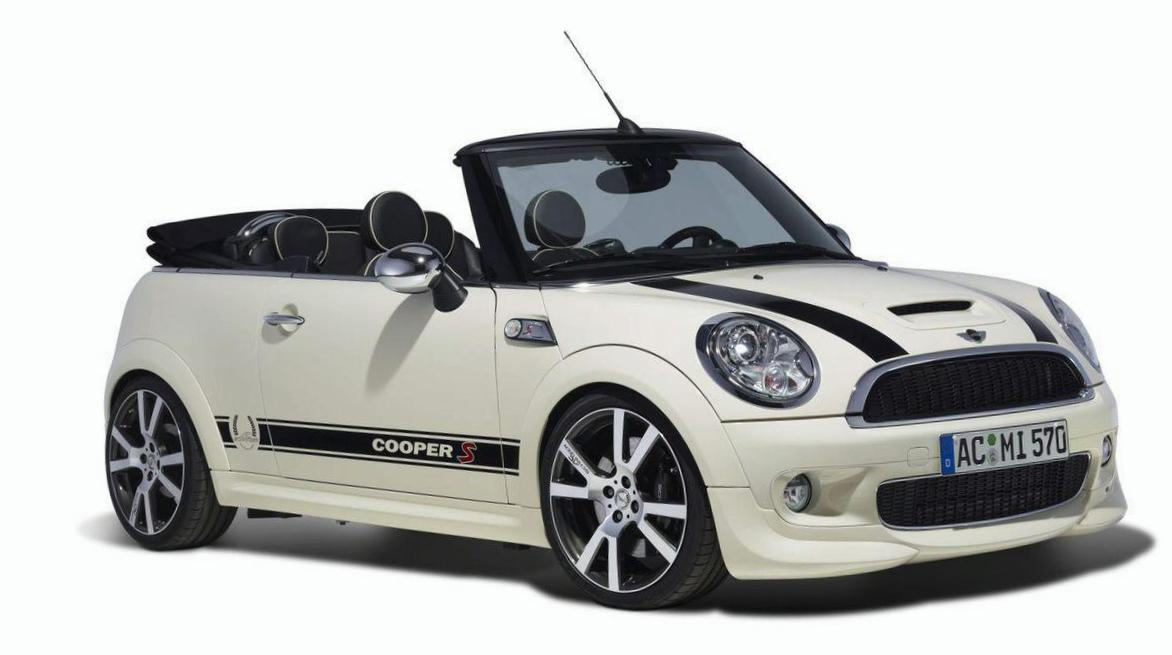 Cooper S Cabrio Mini Models Hatchback