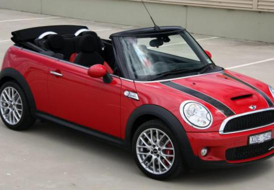 John Cooper Works Cabrio MINI for sale 2005