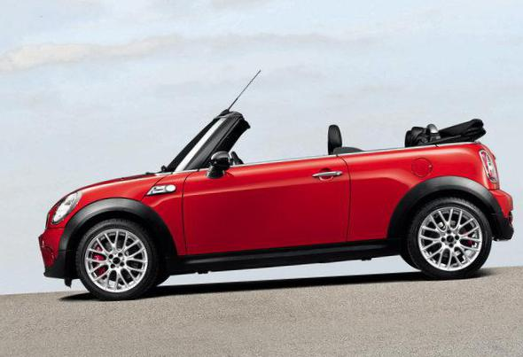 John Cooper Works Cabrio MINI reviews 2011