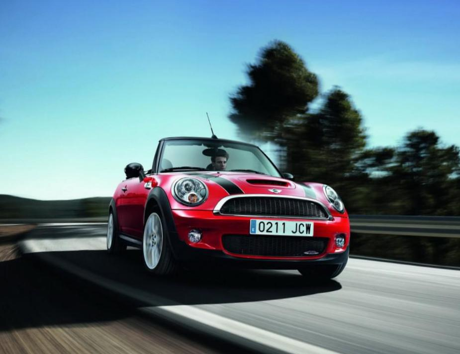 MINI John Cooper Works Cabrio for sale 2010