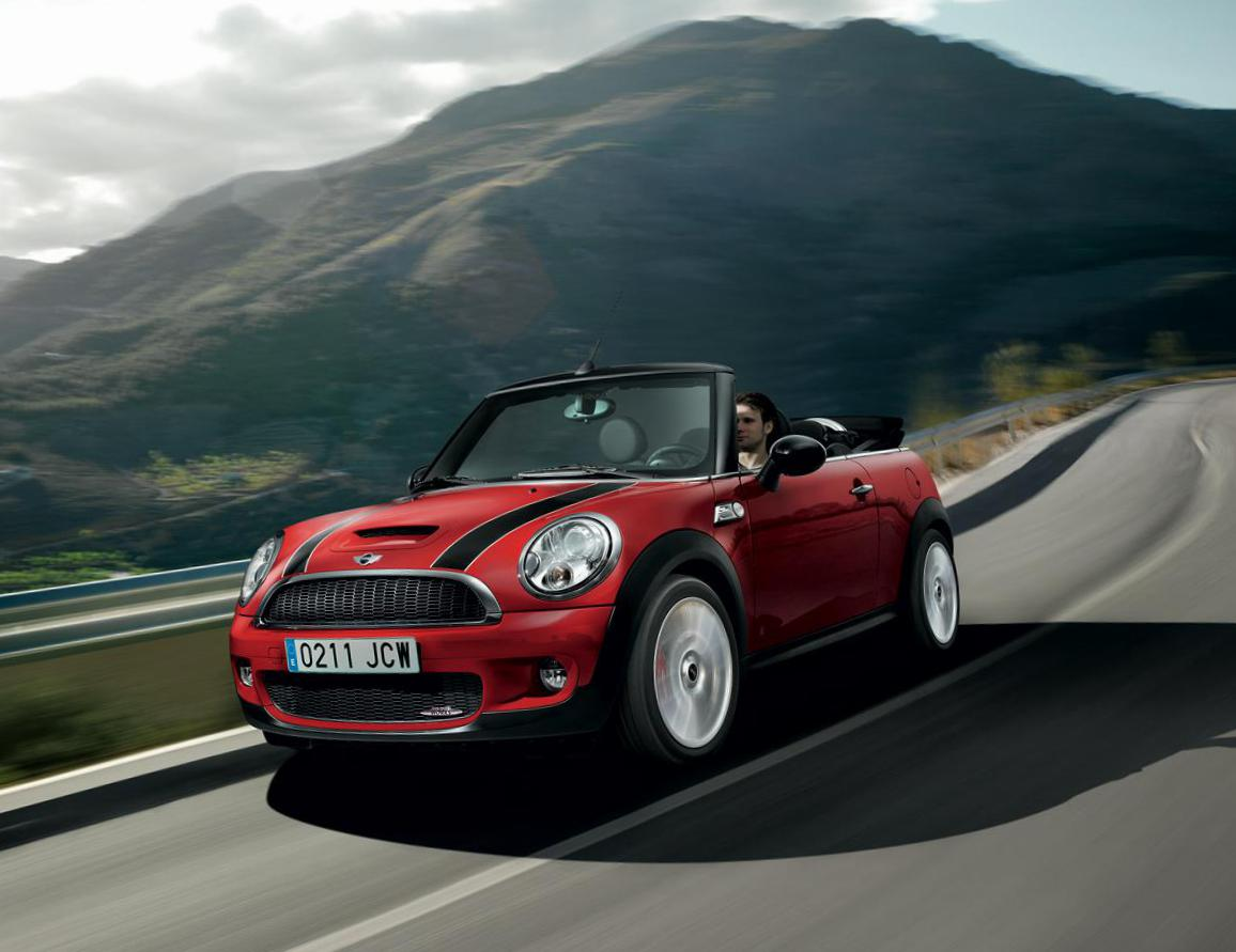 MINI John Cooper Works Cabrio lease 2014