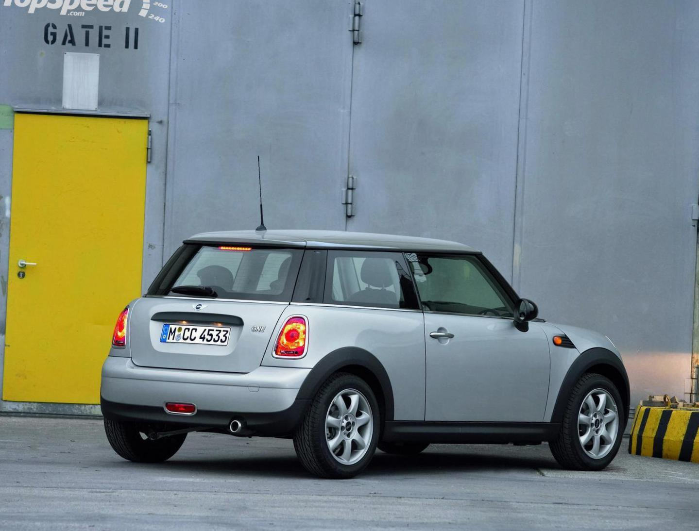 MINI One Clubman models 2007